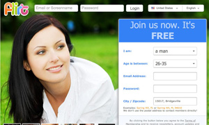 Dating and flirt site