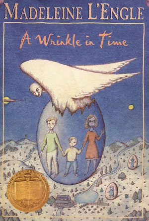 Cover from the 60s- A Wrinkle in Time