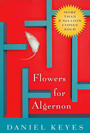Cover from the 60s- Flowers for Algeron