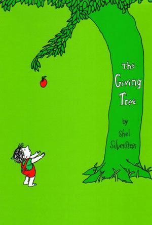 Cover from the 60s- The Giving Tree