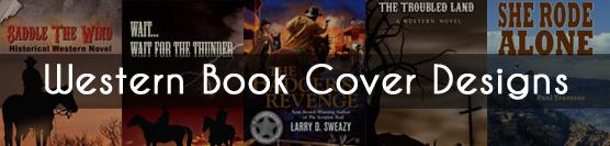 western-book-cover-designs