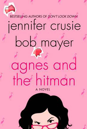 Agnes and the Hitman, Jennifer Crusie, Bob Mayer - Pink Cover Design