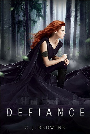Defiance by C.J. Redwine - Black Book Covers Designs