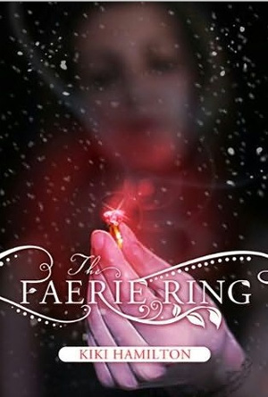 The Faerie Ring by Kiki Hamilton - Black Book Covers Designs