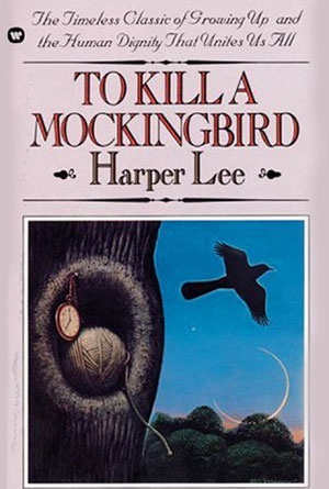 To Kill A Mockingbird by Harper Lee - Book Covers of Literary Classics from the 20th Century