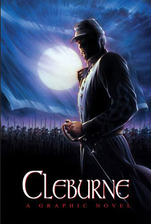 Cleburne by Justin Murphy - Graphic Novel Cover Designs