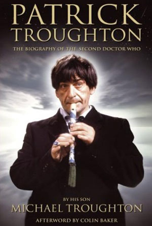Patrick Troughton By His Son Michael Troughton - Biography Book Covers Designs