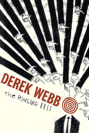 The Ringing Bell by Derek Webb - Graphic Novel Cover Designs