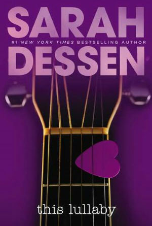 This Lullaby by Sarah Dessen - Purple Book Covers Designs