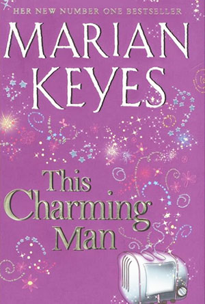 This Charming Man by Marian Keyes - Purple Book Covers Designs