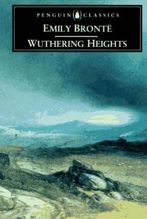 Wuthering Heights by Emily Bronte - Blue Book Covers Designs