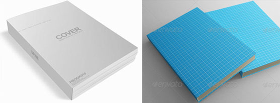 How To Make Your Book Cover Look Professional : Blank book cover make your look awesome no matter