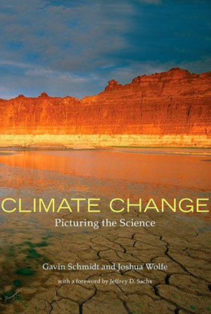 Climate Change: Picturing the Science by Joshua Wolfe and Gavin Schmidt - Nature Book Cover Designs
