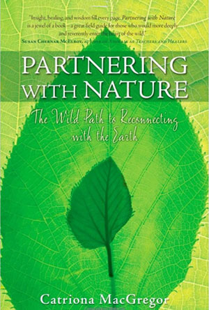 Partnering with Nature by Catriona MacGregor - Nature Book Cover Designs