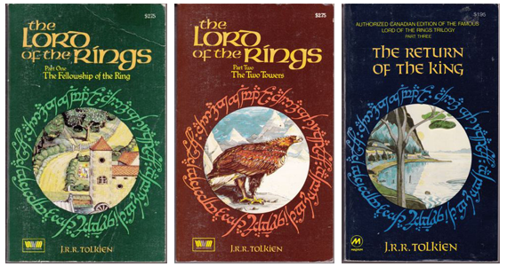 Book Cover Series Books ~ Lord of the rings book cover designs