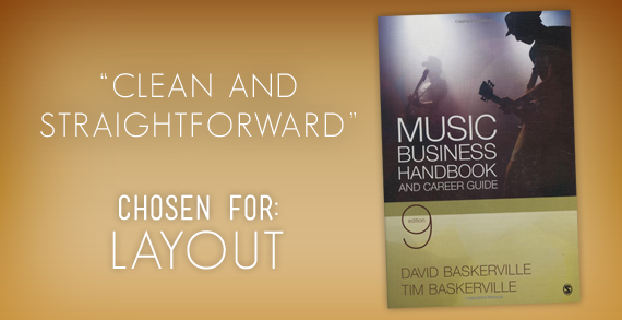 Music Business Handbook and Career Guide by David Baskerville