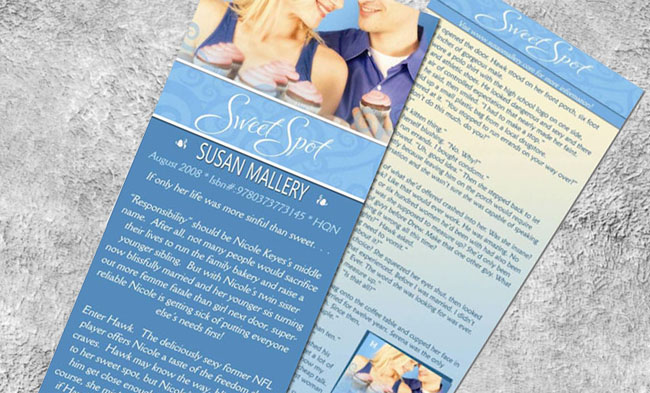 Author Media Kit Template Chart Designs Template