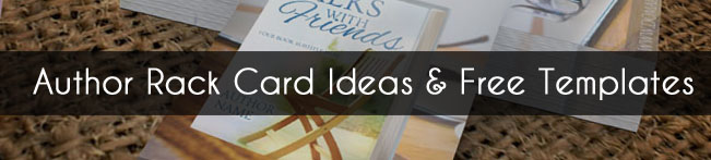 Author Rack Card Ideas Free Templates Adazing - Free rack card template