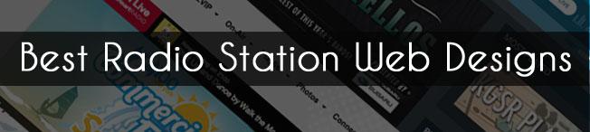 Best Radio Station Websites