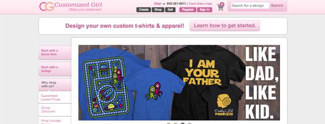 Best T-shirt Websites