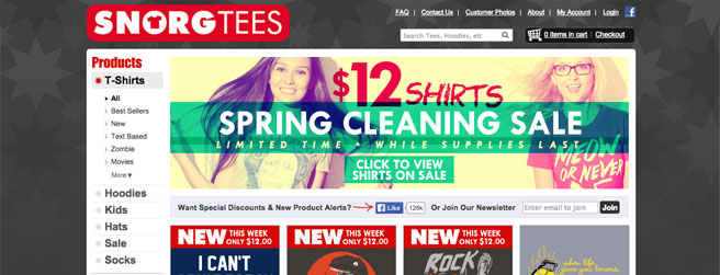 Best T-shirt Websites