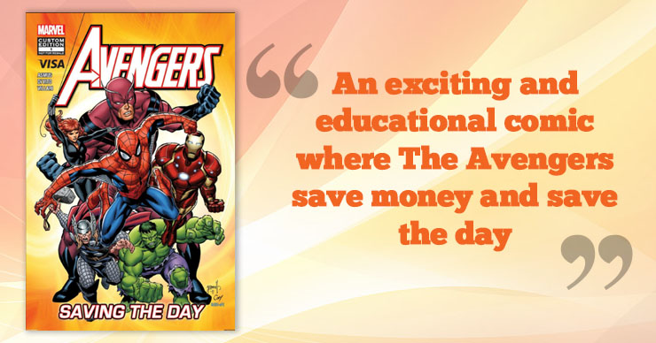 Free finance books Avengers comic