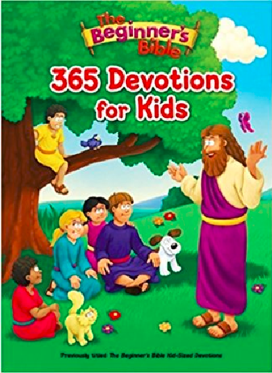 Devotions for Kids The Beginner's Bible