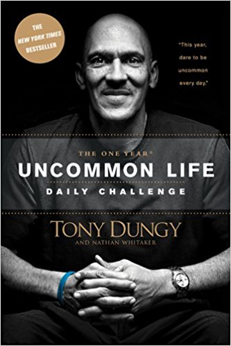 Devotions for Men # 1 - The One Year Uncommon Life Daily Challenge