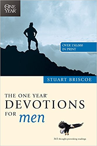 Devotions for Men # 3 - The One Year Devotions for Men