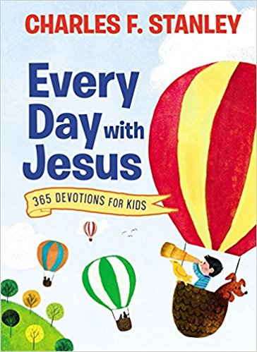 Devotions for Kids Every Day with Jesus - 365 Devotions for Kids