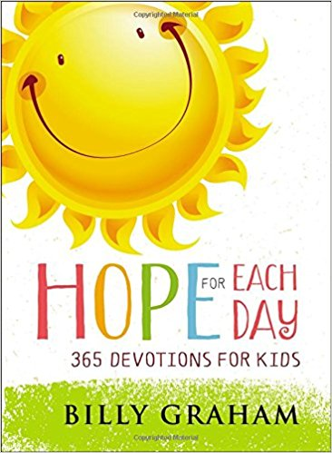 Devotions for Kids Hope for Each Day - 365 Devotions for Kids