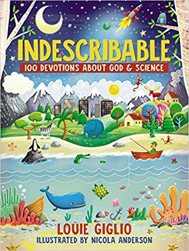Devotions for Kids Indescribable - 100 Devotions for Kids About God and Science