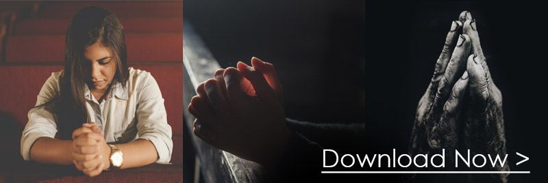 free Christian images of prayer