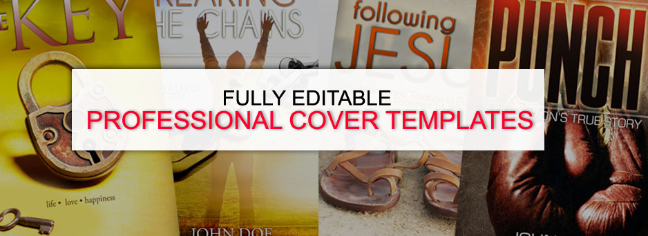 Free PSD Book Cover Templates