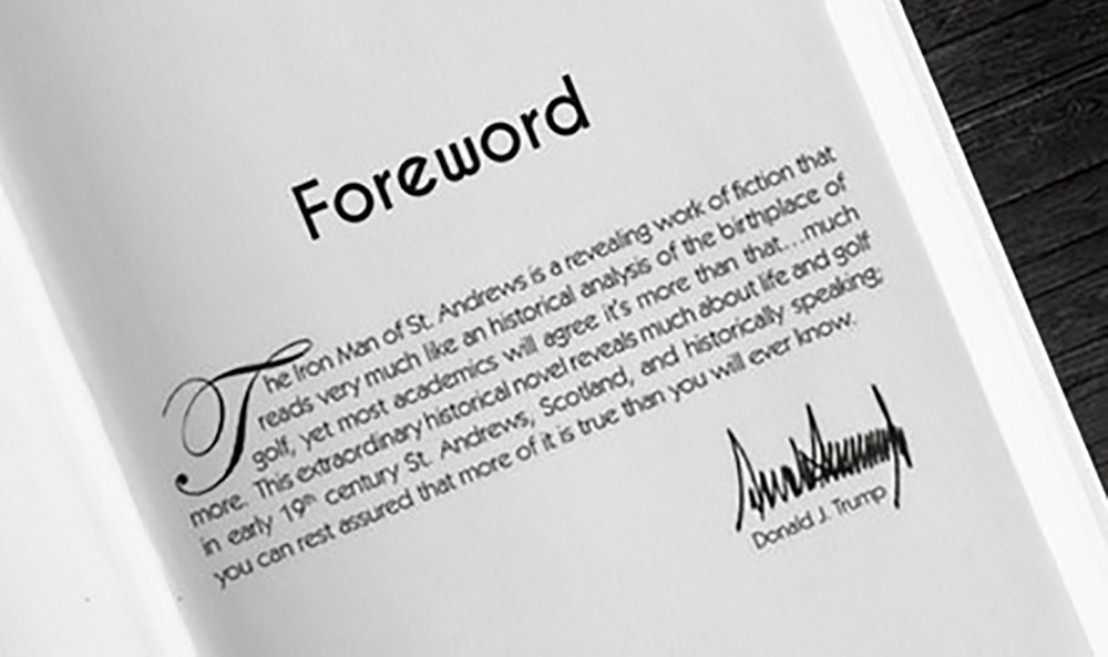 donald-trump-foreword