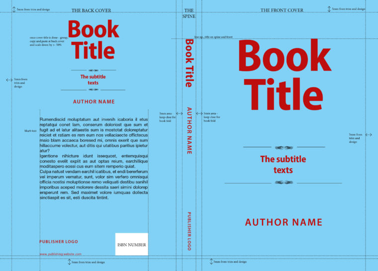book-cover_template
