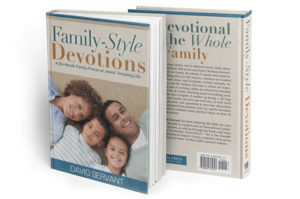 Picture of David's devotional, Family-Style Devotions