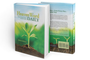 Picture of David's devotional, HeavenWord Daily