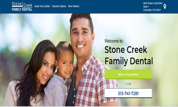Best Dentist Website Designs