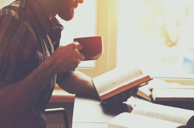 Devotions for Men Who Want to Live a Purpose-Driven Life