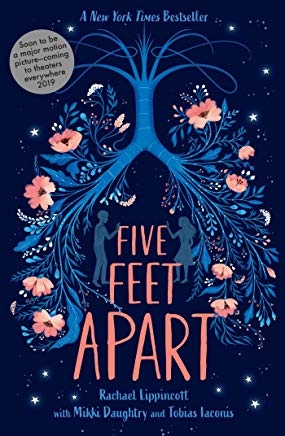 Best Young Adult Novels: Five Feet Aoart
