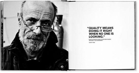 minimal quote design