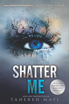 Best Young Adult Novels: Shatter Me