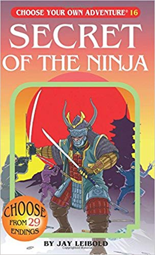 Best Choose Your Own Adventure Books