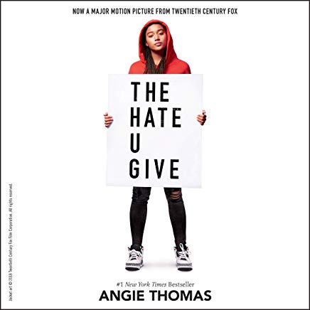 Best Young Adult Audio Books: The Hate U Give