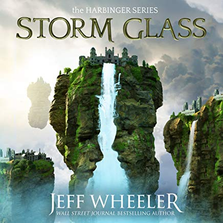 Best Young Adult Audio Books: Storm Glass