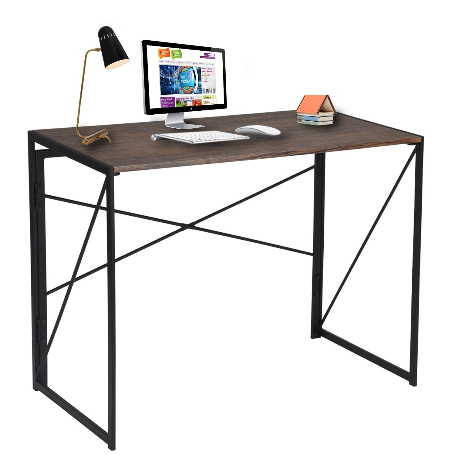 Coavas Industrial Writing Desk