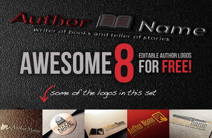 author logos