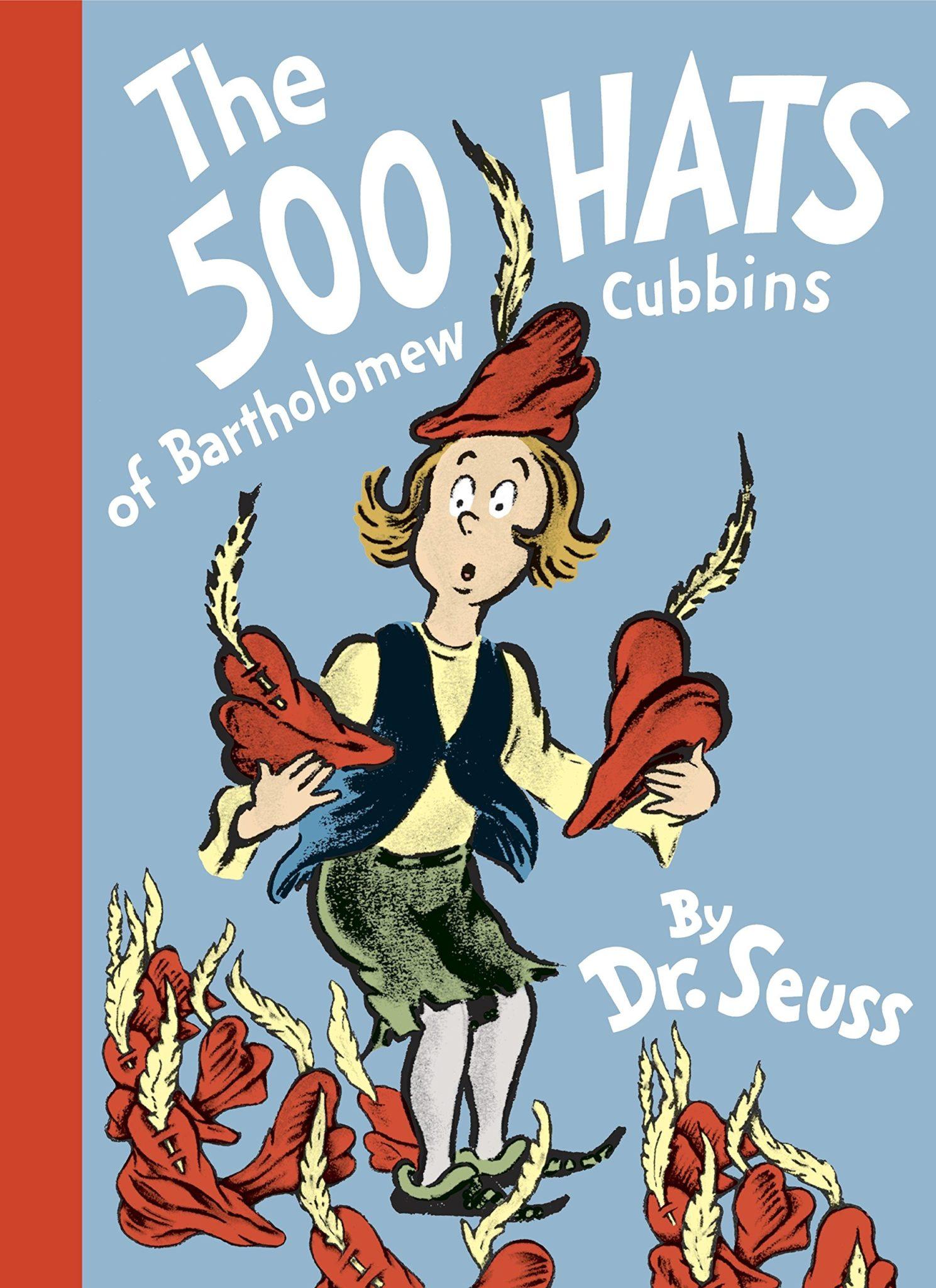Dr Seuss books 3