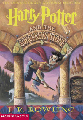 Harry Potter books 1